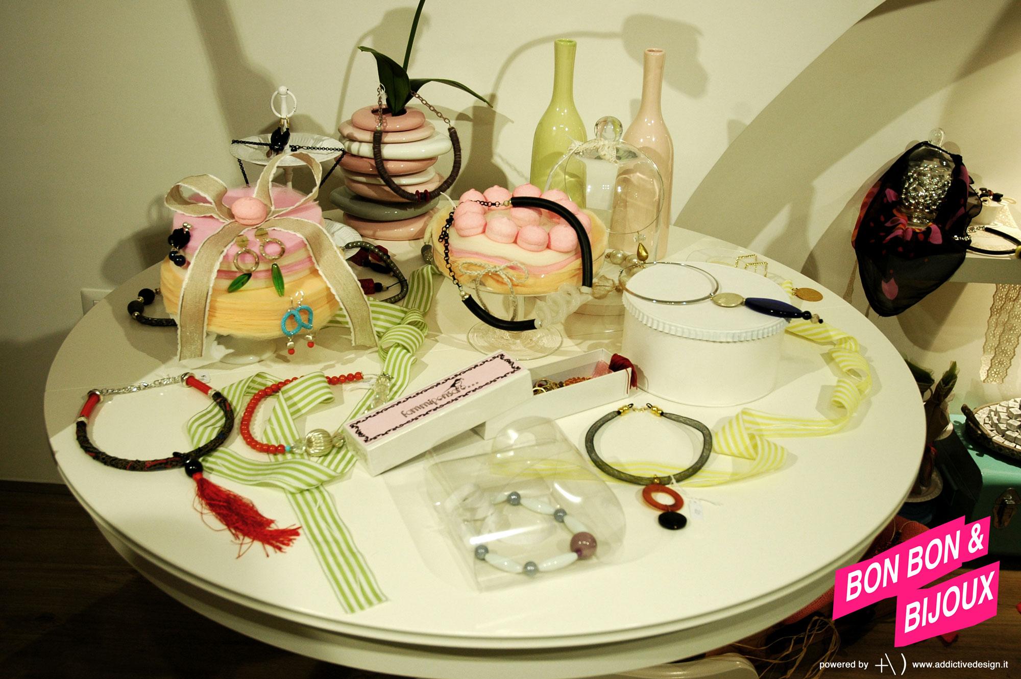 bonbon & bijoux esposizione