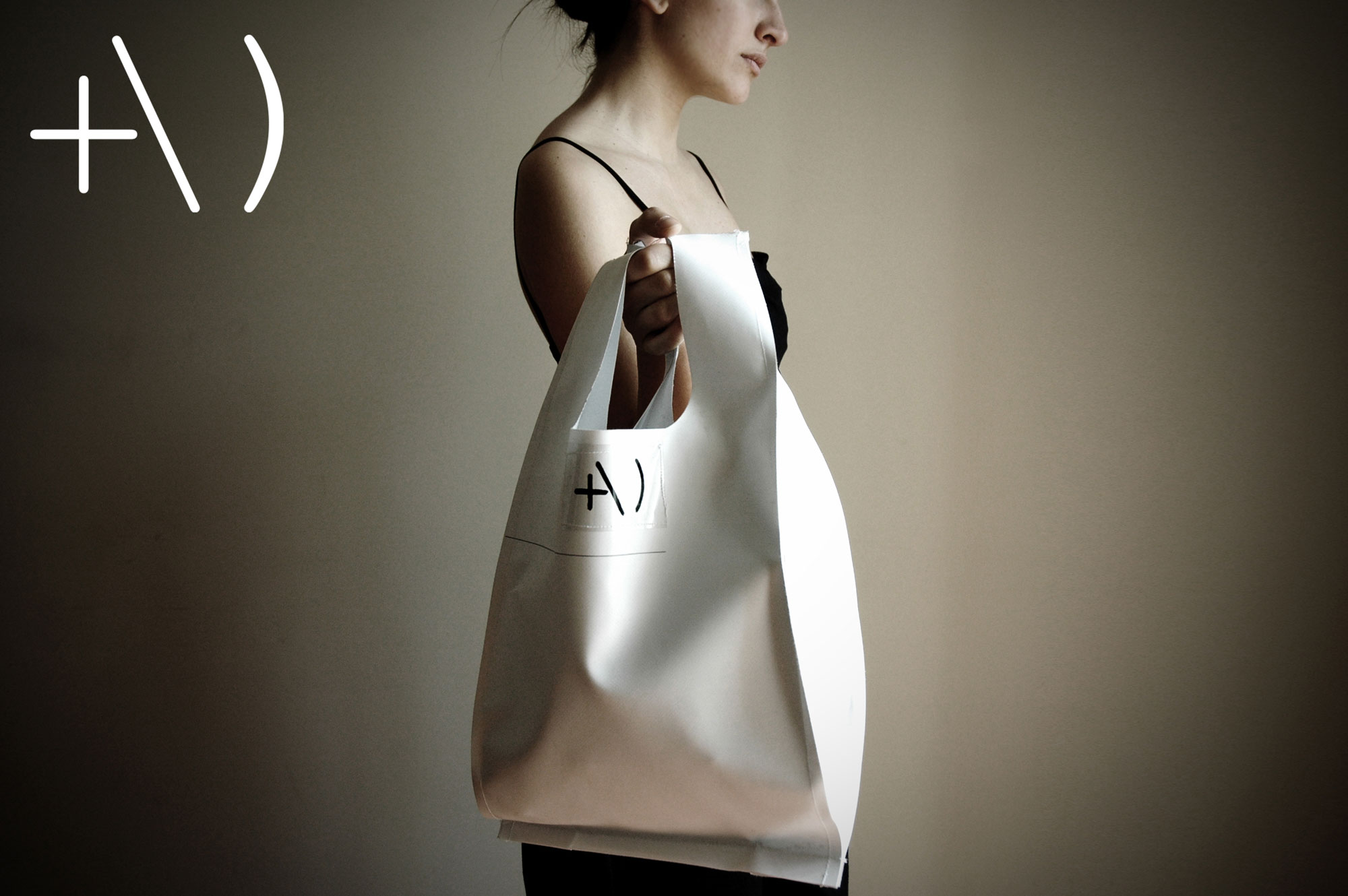 pvc minimal bag