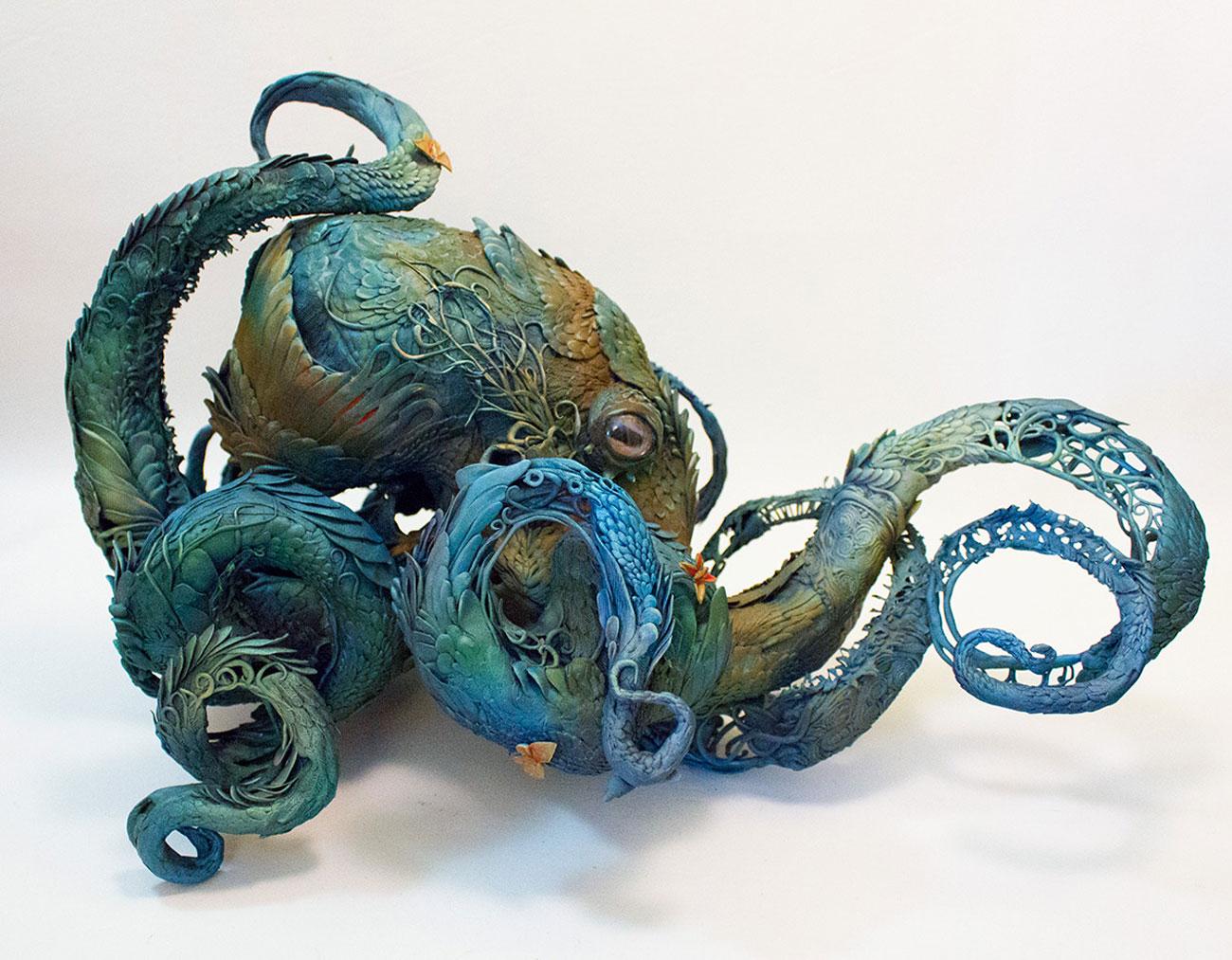 Ellen jewett octopus