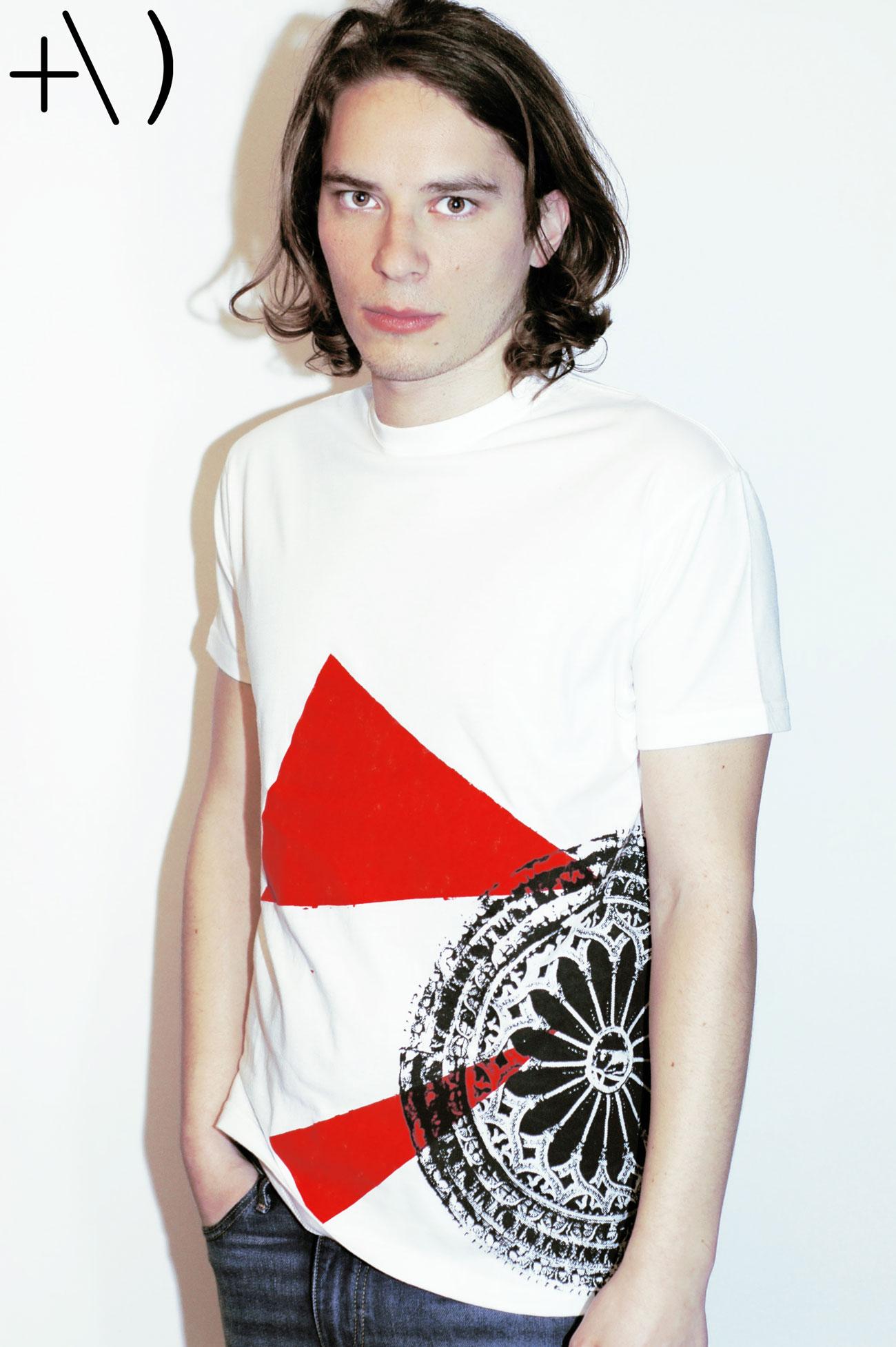 federicus 2015 male t-shirt altamura rosso