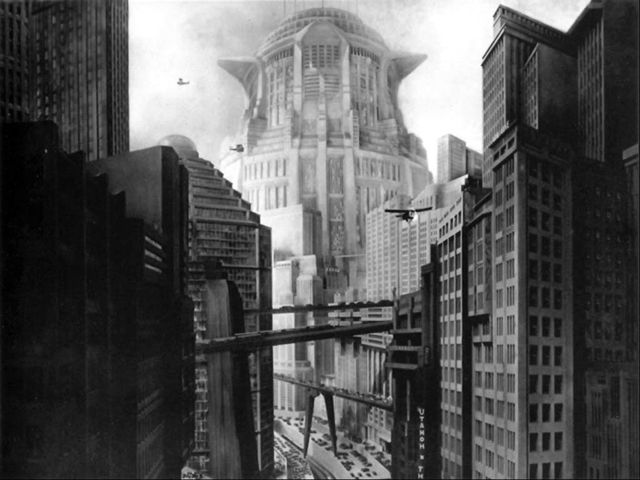metropolis architecture