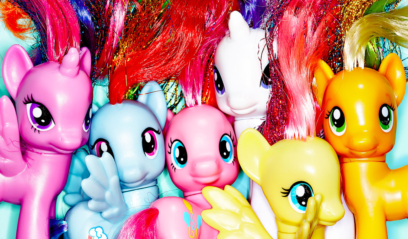 my little pony bobby doherty