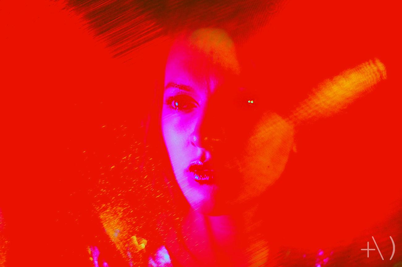 light experiment rosso