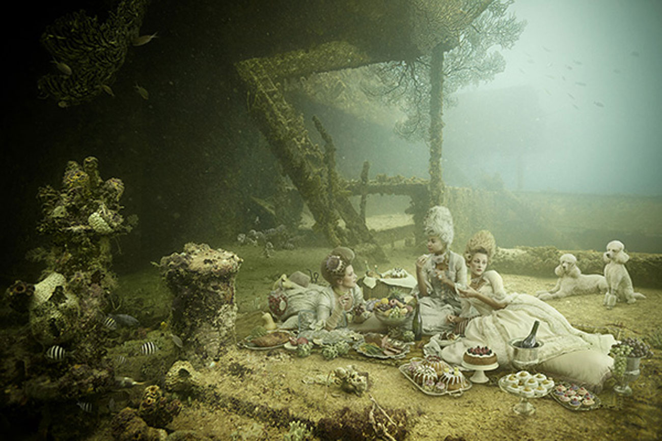 the sinking world by andreas franke _Stavronikita