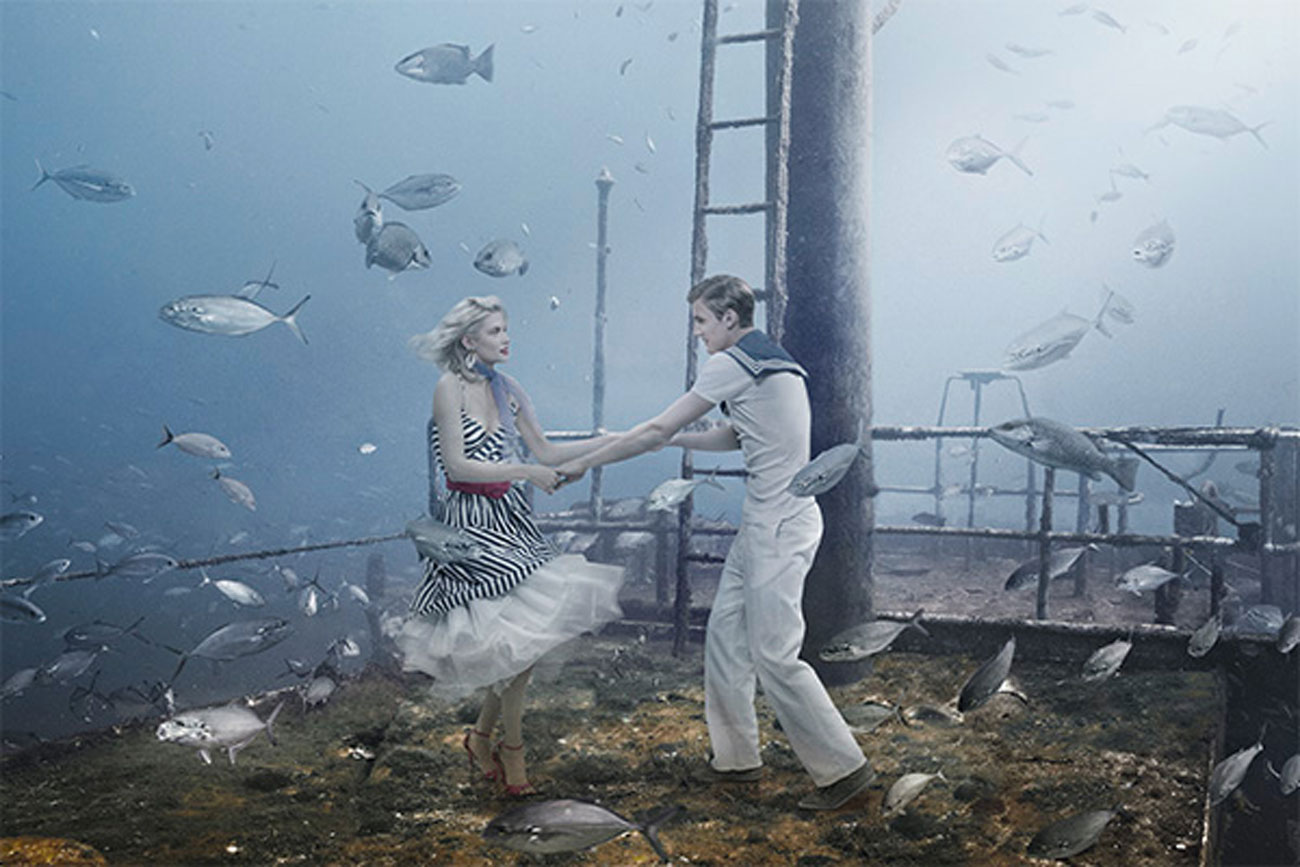 the sinking world by andreas franke_ Mohawk