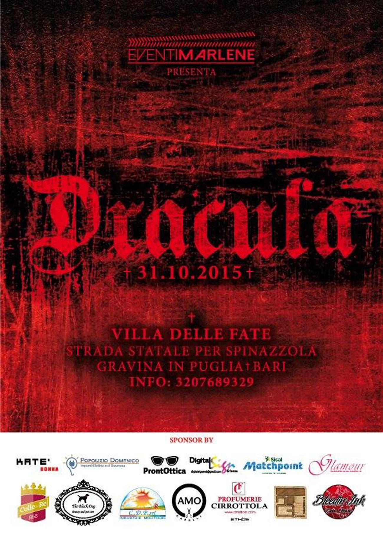 Dracula-locandina