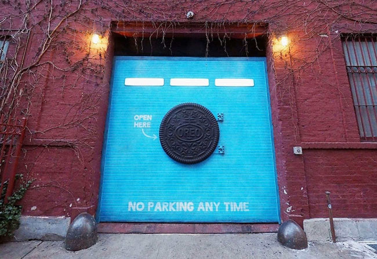 Oreo Wonder Vault new york