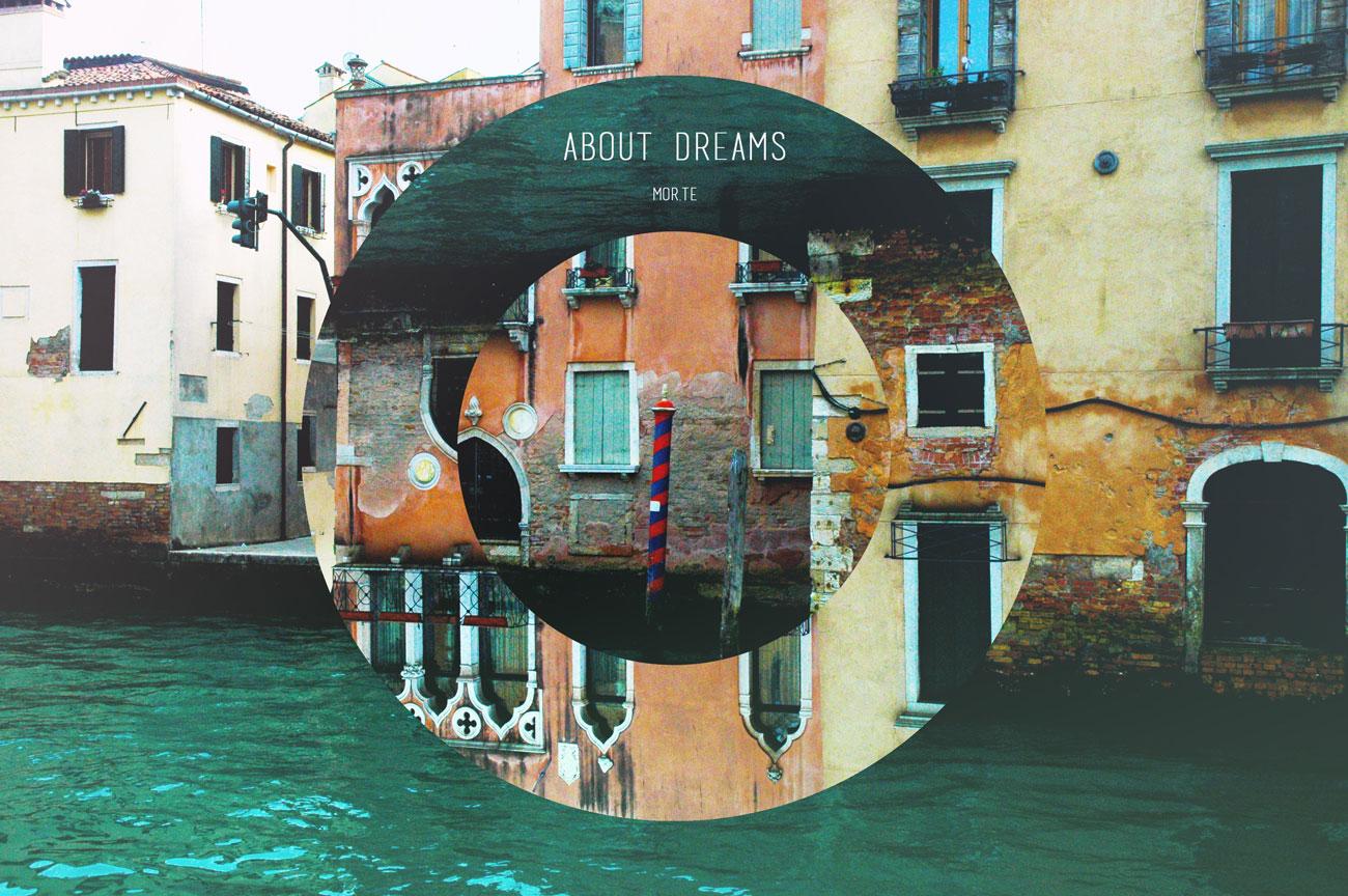 venezia about dreams graphic