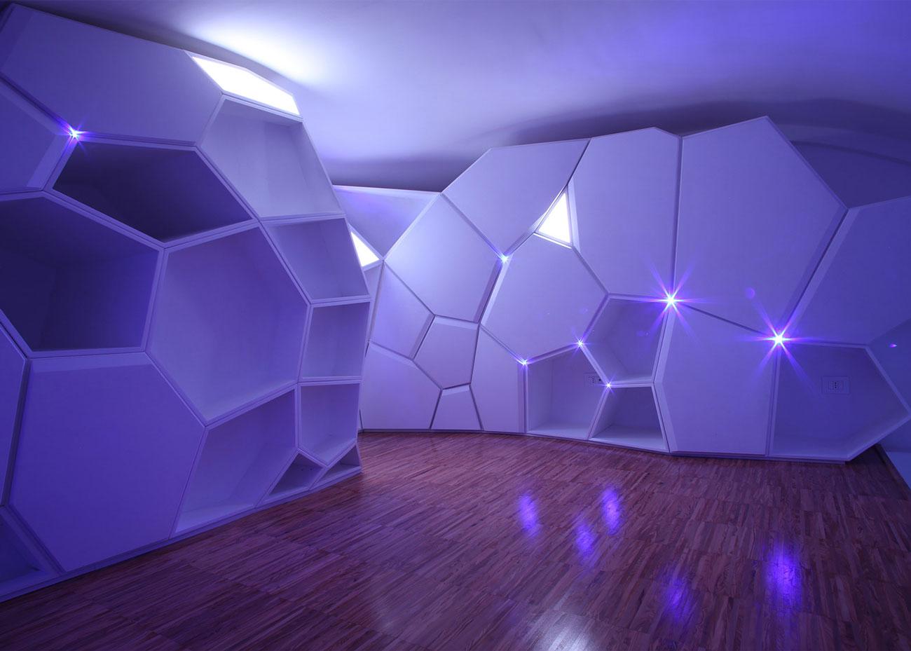 Gentle Genius GG-loop interiors