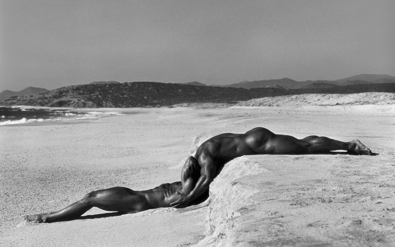 Herb Ritts In Full Light