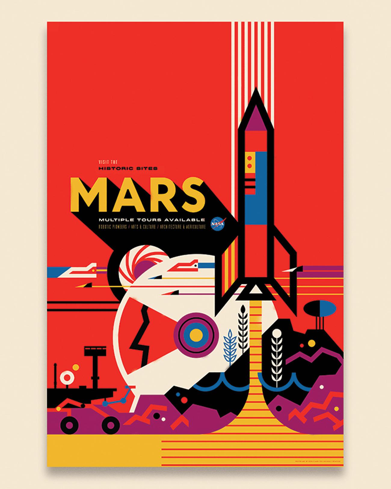 nasa calendar 2016 mars