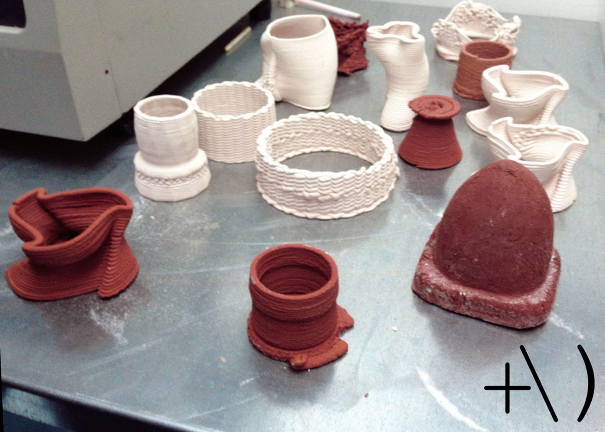 parametric clay gruppo