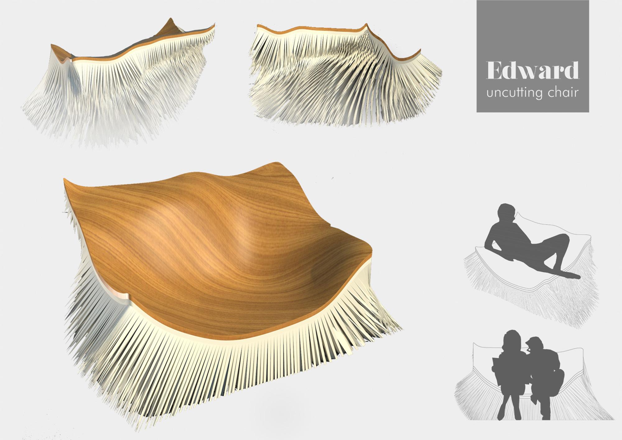 edward parametric chair