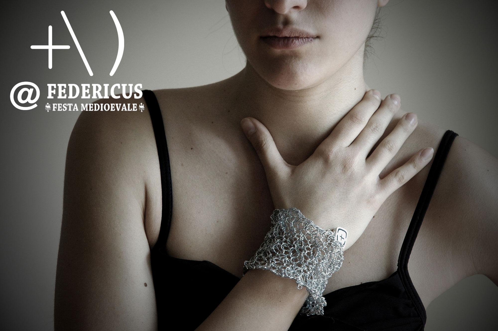medieval inspired bracelet federicus