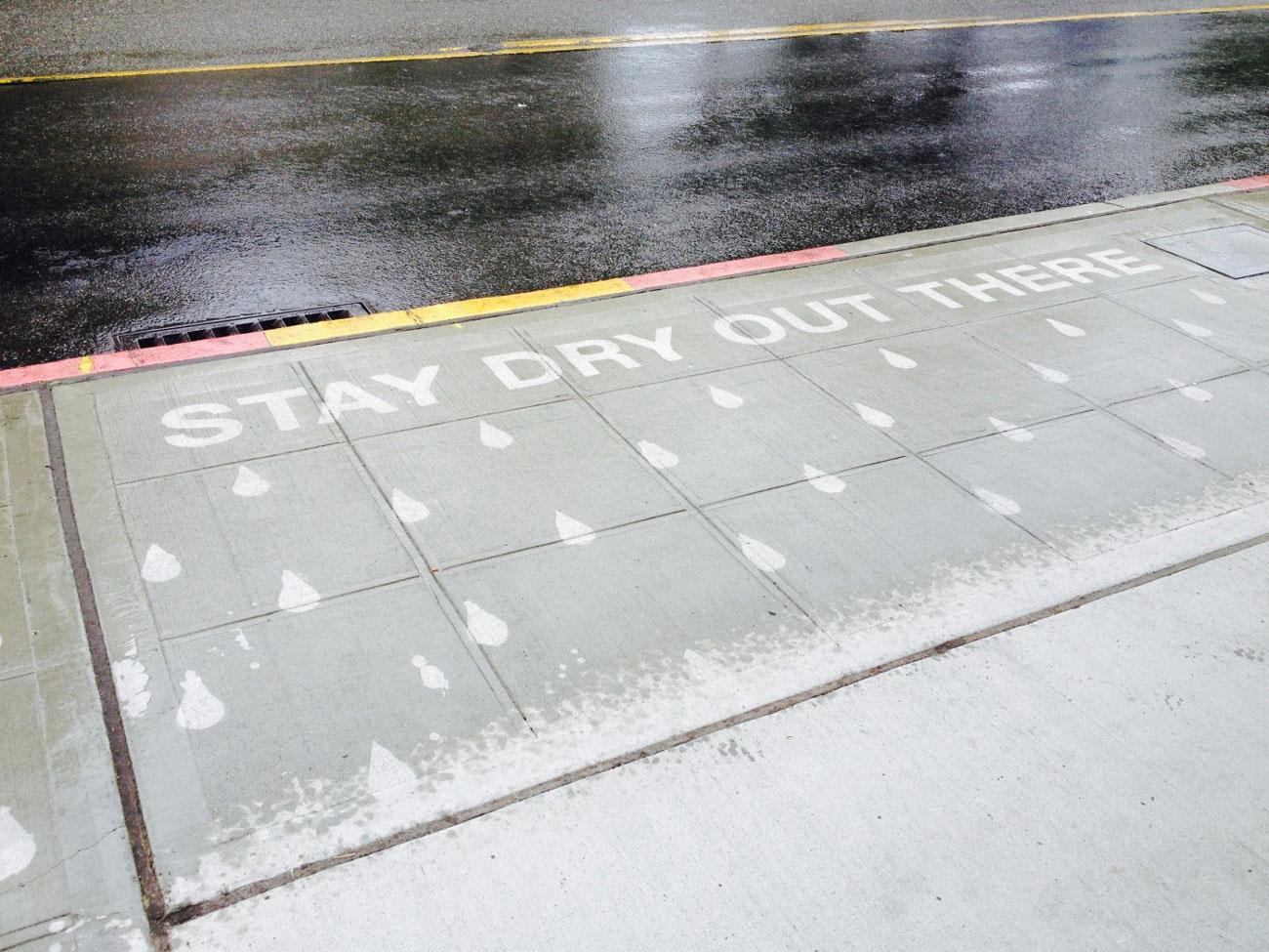 stay dry rainworks