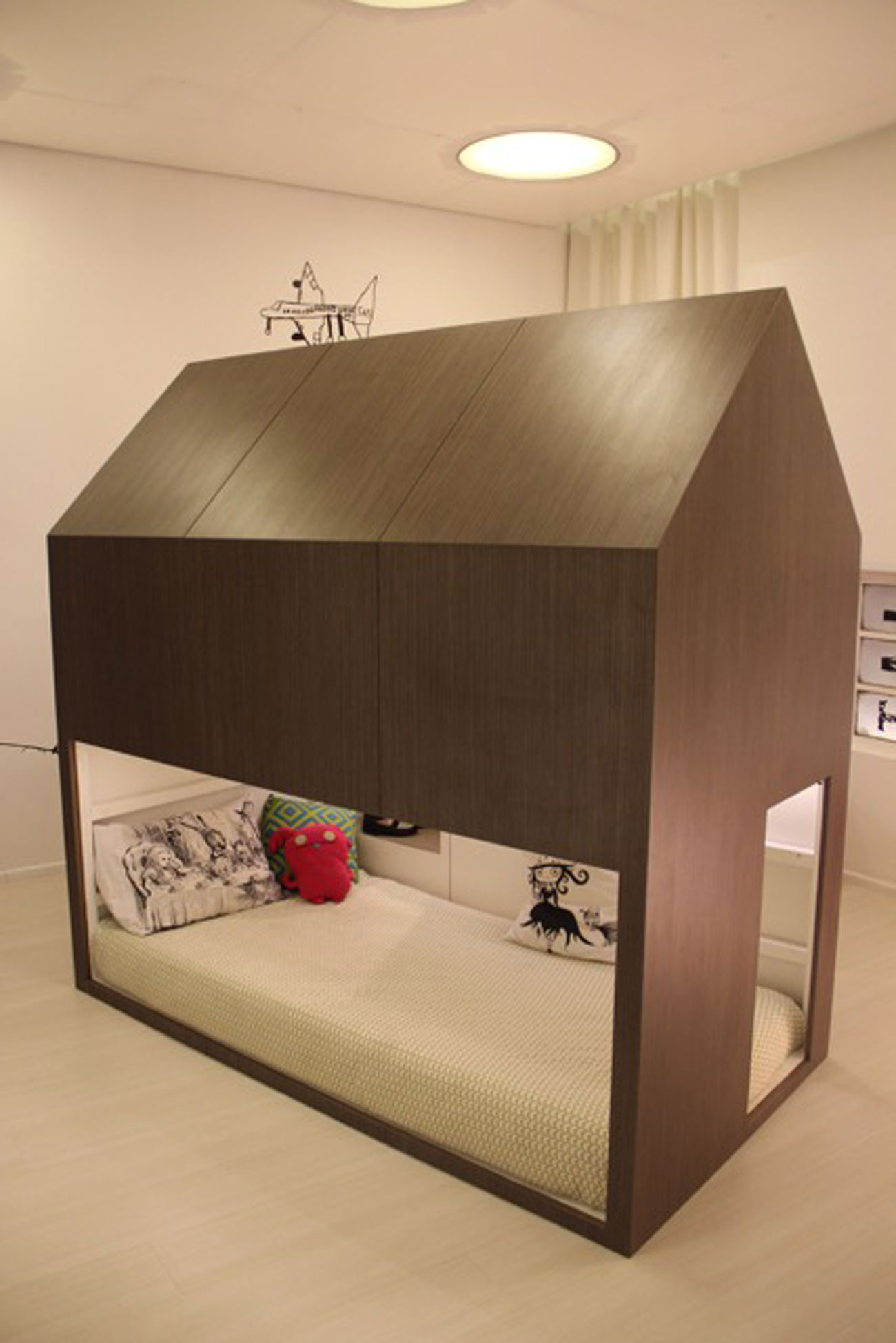 ikea hackers bed house