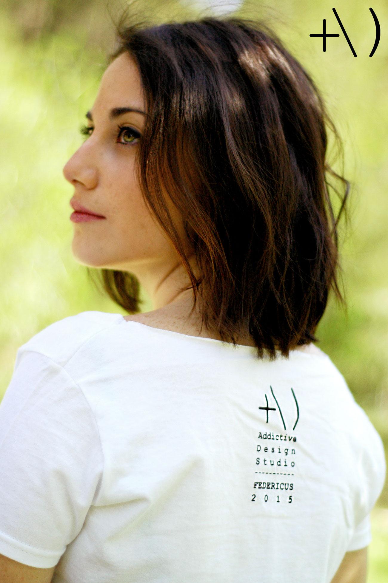 federicus 2015 female t-shirt retro