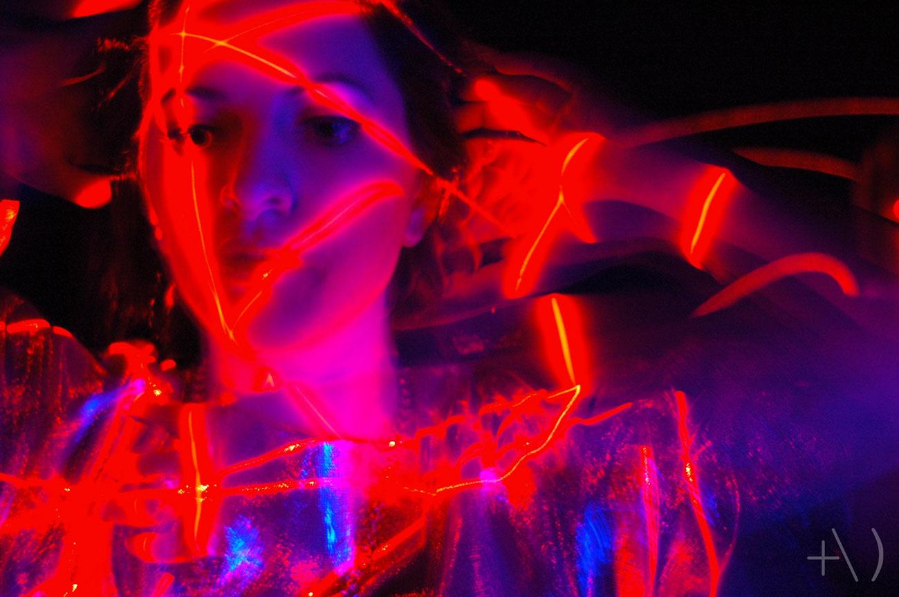 light experiment rete