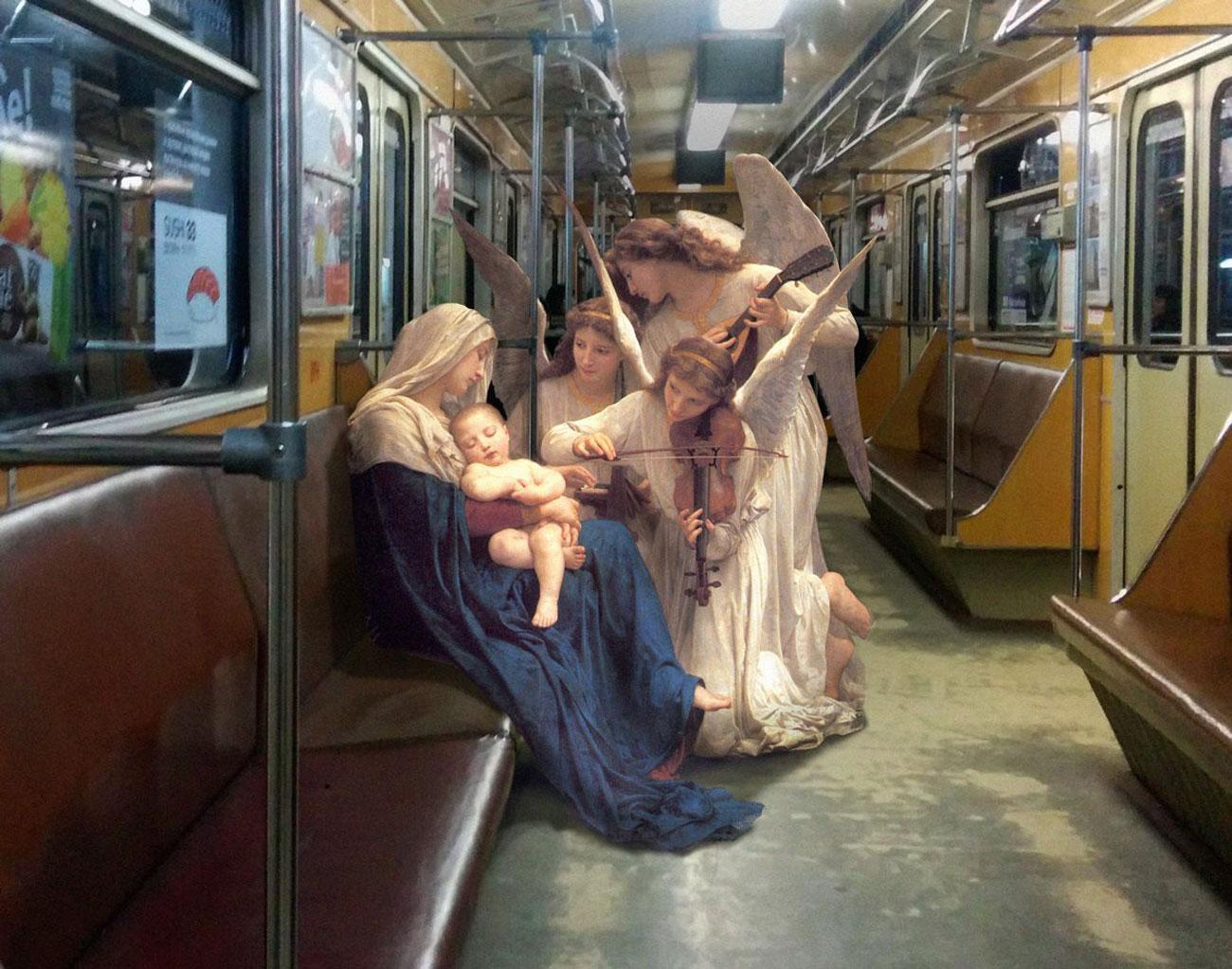 Alexey Kondakov metro