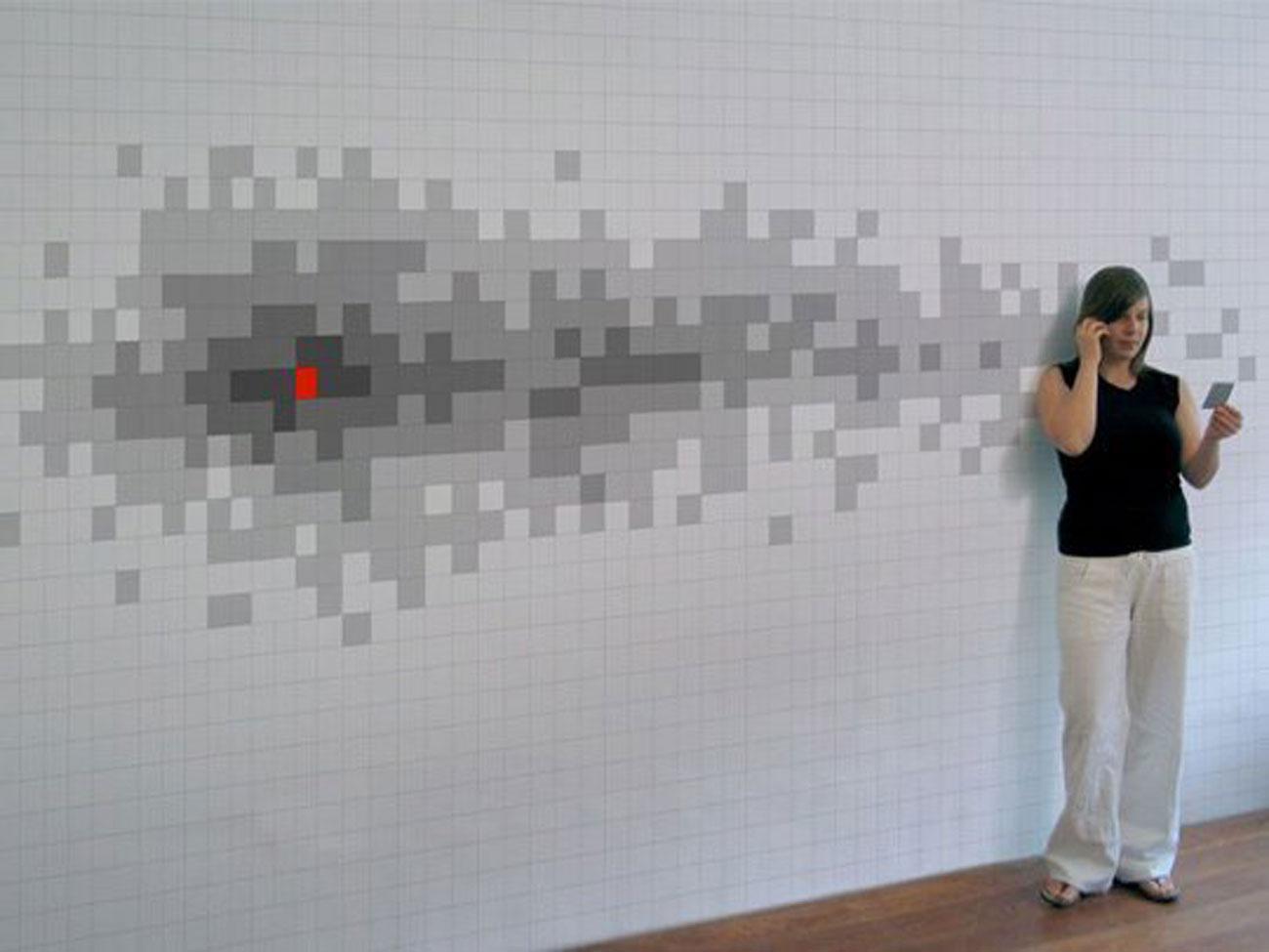 post-it-wall