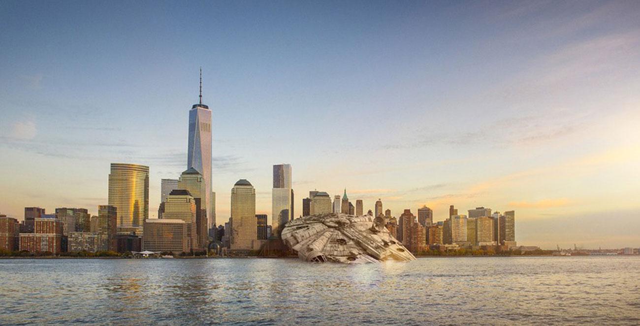 nicolas amiard star wars new york