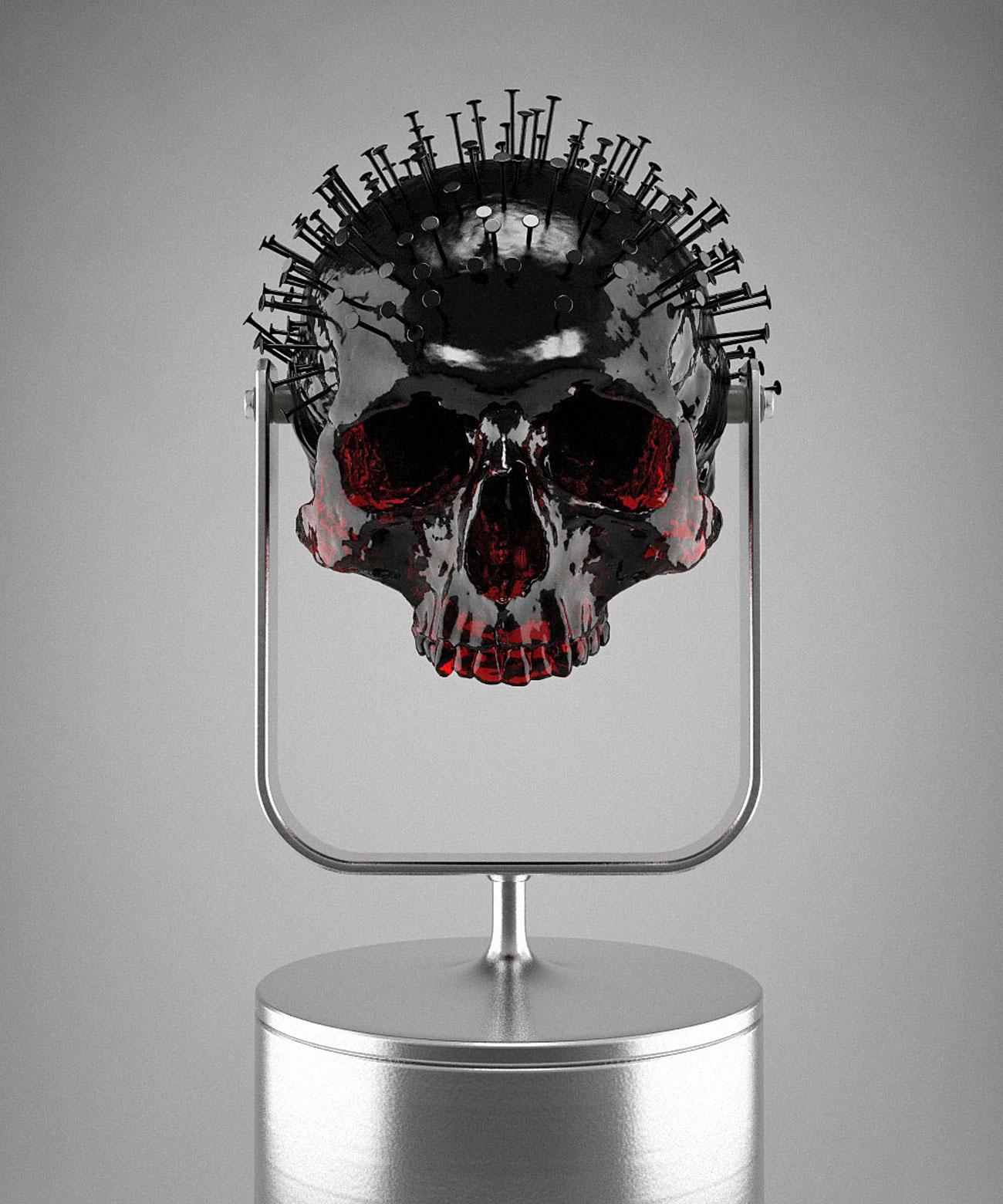 Hedi Xandt skullptures