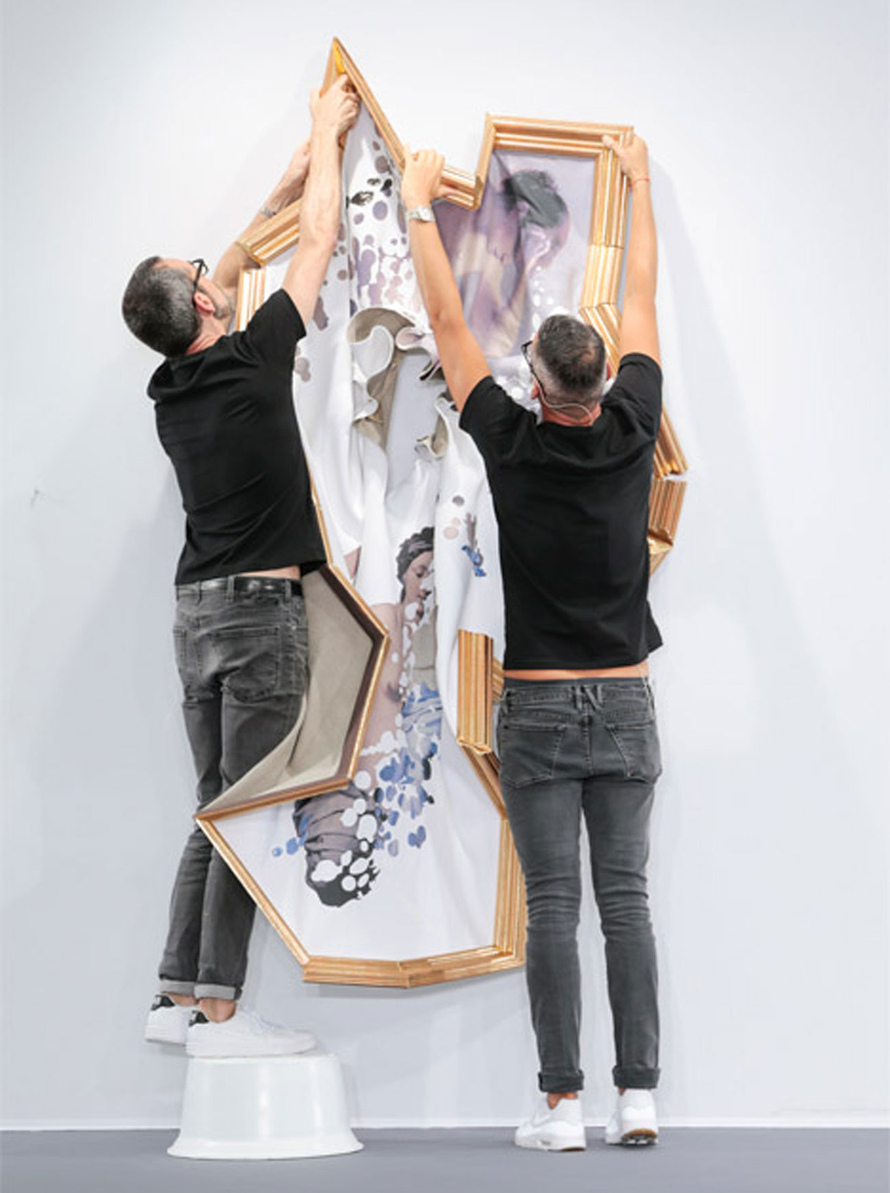 Viktor Rolf AW15 Wearable Art collection