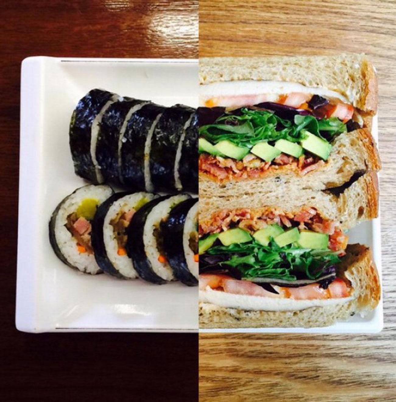 LISEOK e SHINDANBI meal