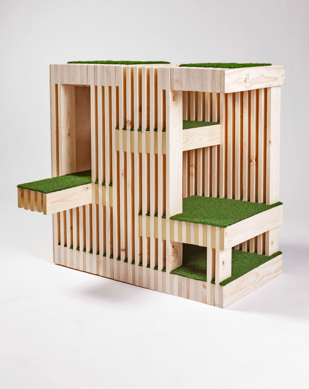architects for animals grass