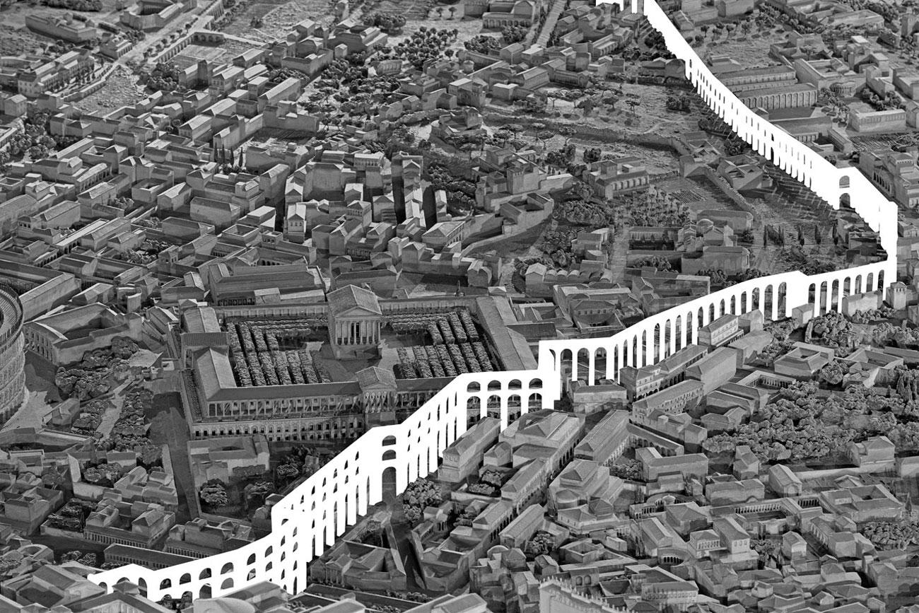 Olivo Barbieri site specific ROMA