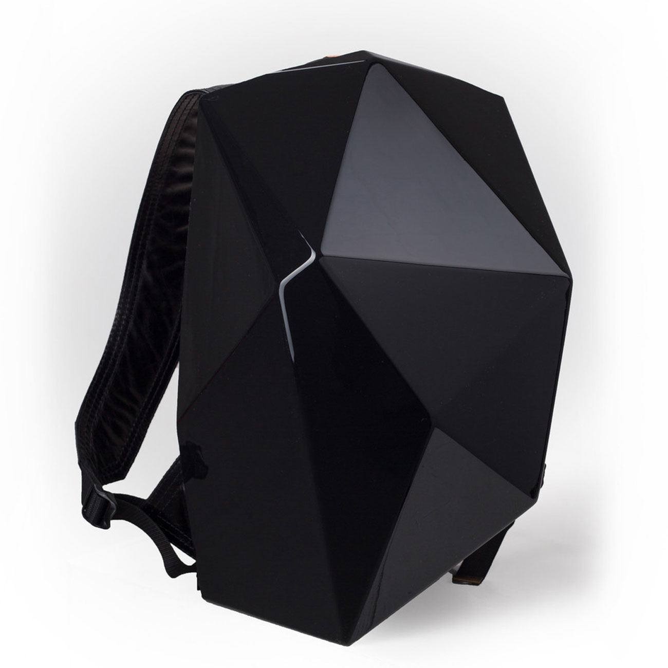 The One Backpack Shell black