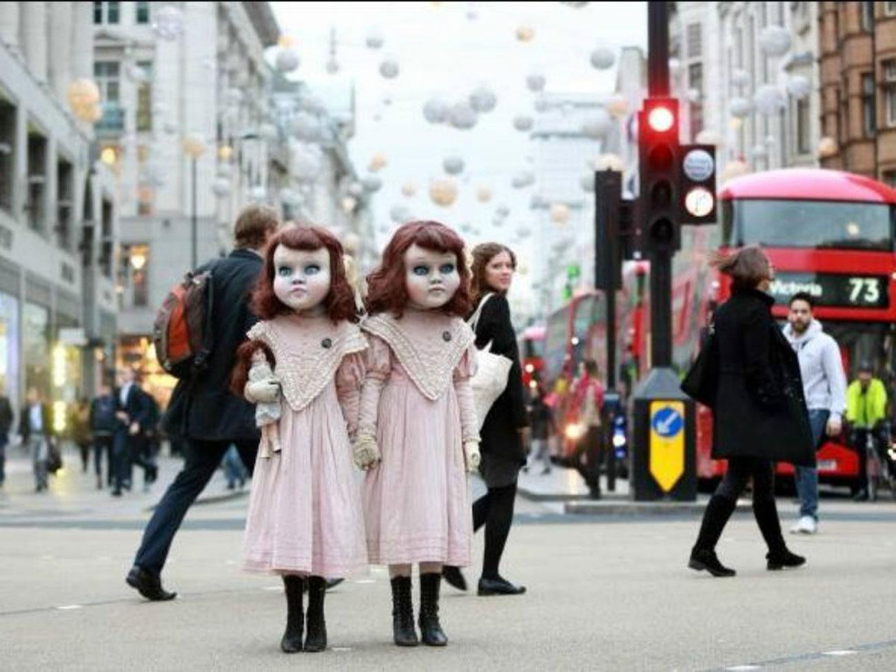 darren brown dolls london
