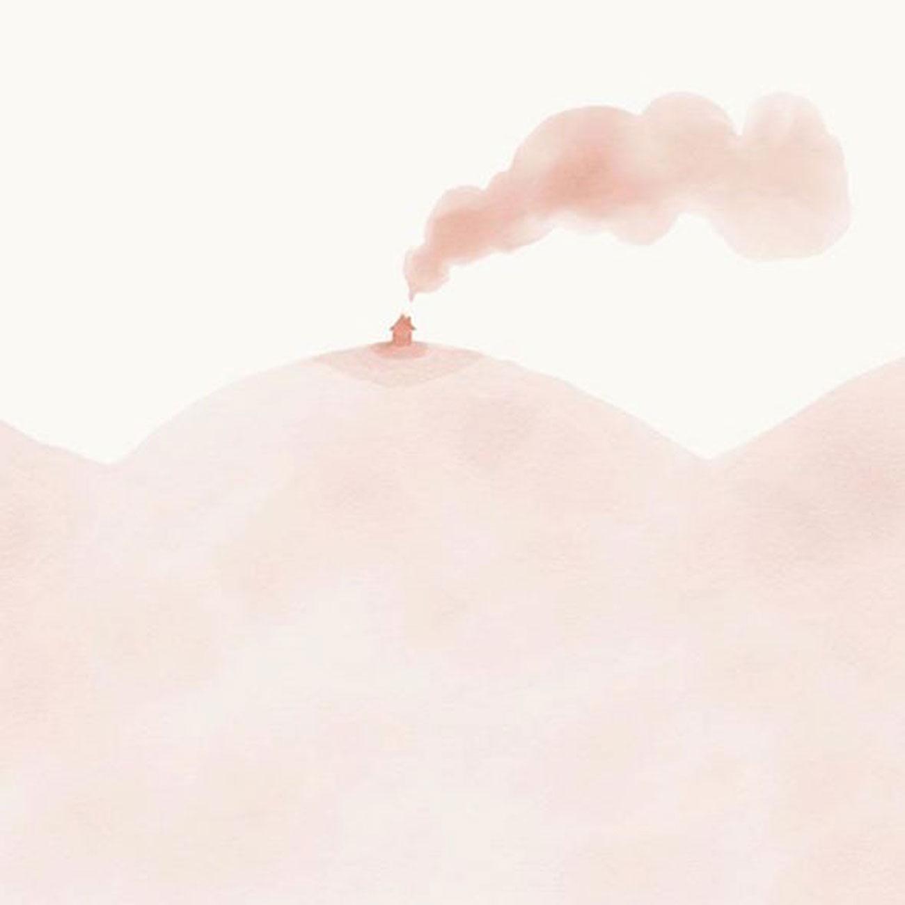 ilaria clari watercolor home breast